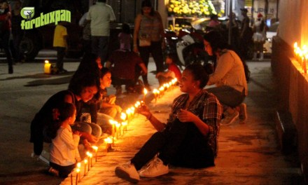 Tuxpan volvió a iluminar el mundo