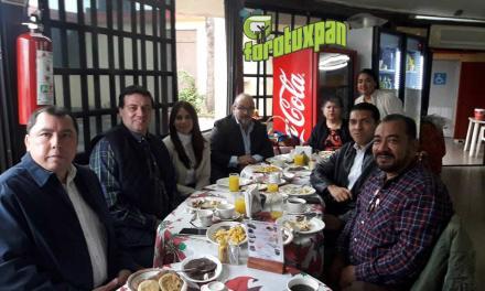 Este miércoles sesionó el Consejo Coordinador Empresarial Veracruz Norte