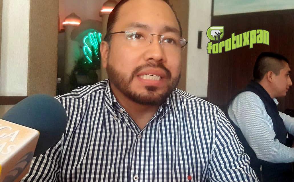 El Estado de Veracruz sigue igual: Omar Guillermo Miranda Romero
