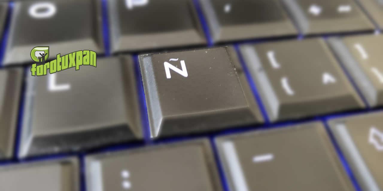 La Letra Ñ