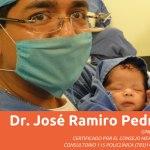 Dr. José Ramiro Pedro Pablo – Ginecología y Obstetricia