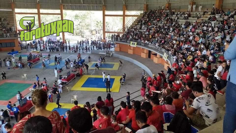 COPA TAJÍN 2019 - INSTITUTOS KOGURYO DE TAE KWON DO