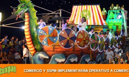 COMERCIO Y SSPM IMPLEMENTARÁN OPERATIVO A COMERCIANTES