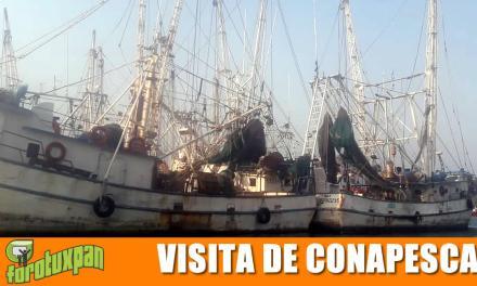 Visita de CONAPESCA