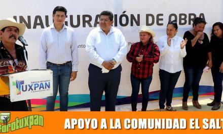 CANCHA DE USOS MÚLTIPLES Y BAÑOS PARA LA COMUNIDAD EL SALTO