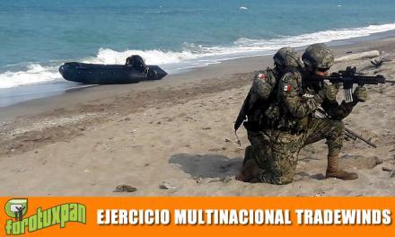 """EJERCICIO MULTINACIONAL """"TRADEWINDS 2019"""""""