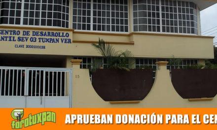 ESTADO APRUEBA DONACIÓN PARA EL CENDI