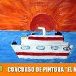 """XLII CONCURSO NACIONAL DE PINTURA INFANTIL «EL NIÑO Y LA MAR"""""""