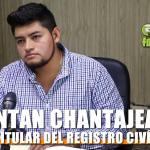 Intentan Chantajear al Titular del Registro Civíl