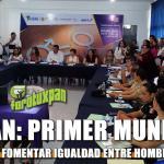 Tuxpan primer municipio en la entidad en conformar el Sistema Municipal para la Igualdad entre Mujeres y Hombres
