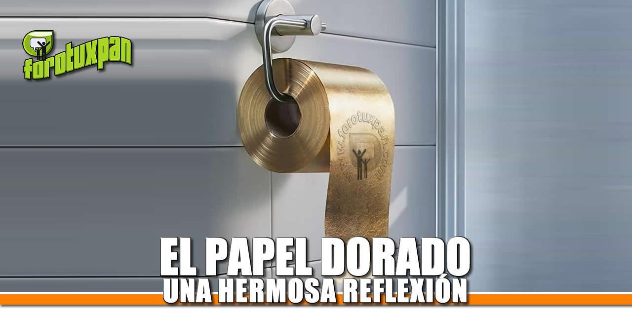 EL PAPEL DORADO
