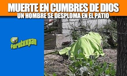 MUERTE EN CUMBRES DE DIOS