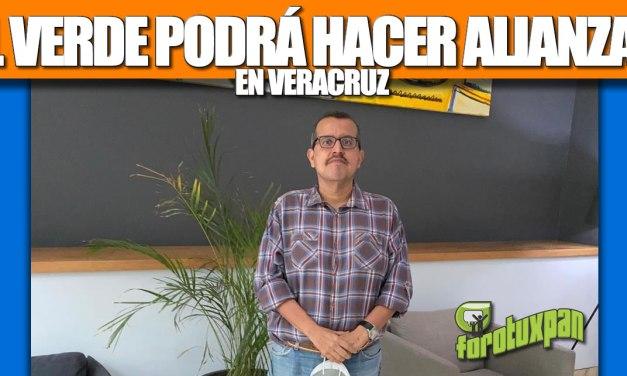 EL VERDE PODRÁ HACER ALIANZAS EN VERACRUZ