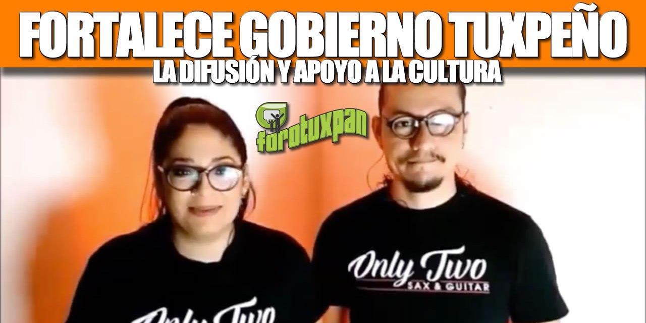FORTALECE GOBIERNO DE TUXPAN LA DIFUSIÓN Y EL APOYO A LA CULTURA