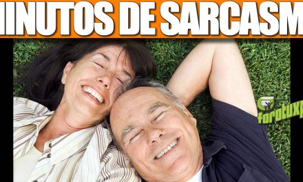 MINUTOS DE SARCASMO