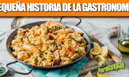 Pequeña Historia de la cocina