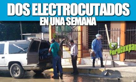 ¡Dos Electrocutados en UNA SEMANA!