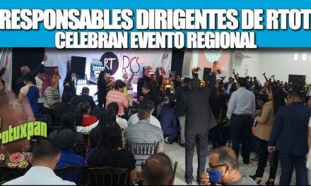 IRRESPONSABLES DIRIGENTES DE RTOTAL SHUS CELEBRARÓN EVENTO REGIONAL