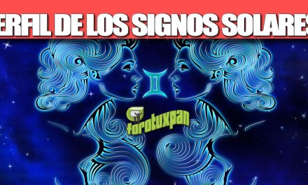 PERFIL DE LOS SIGNOS SOLARES