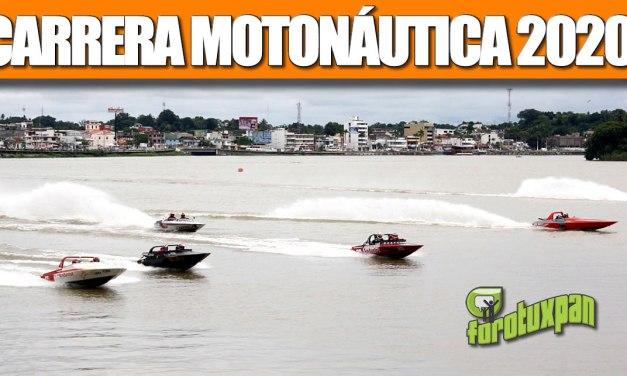 Carrera Motonáutica 2020