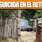 Se SUICIDA en el Retiro