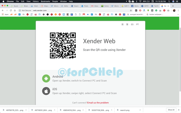 Xender for PC, Laptop (Windows & Mac) | Free Download