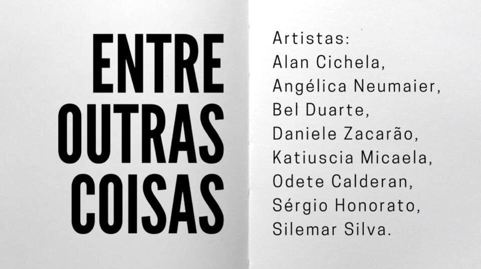 """Exposição """"Entre Outras Coisas"""" inicia no Centro Cultural Jorge Zanatta - Forquilhinha Notícias"""