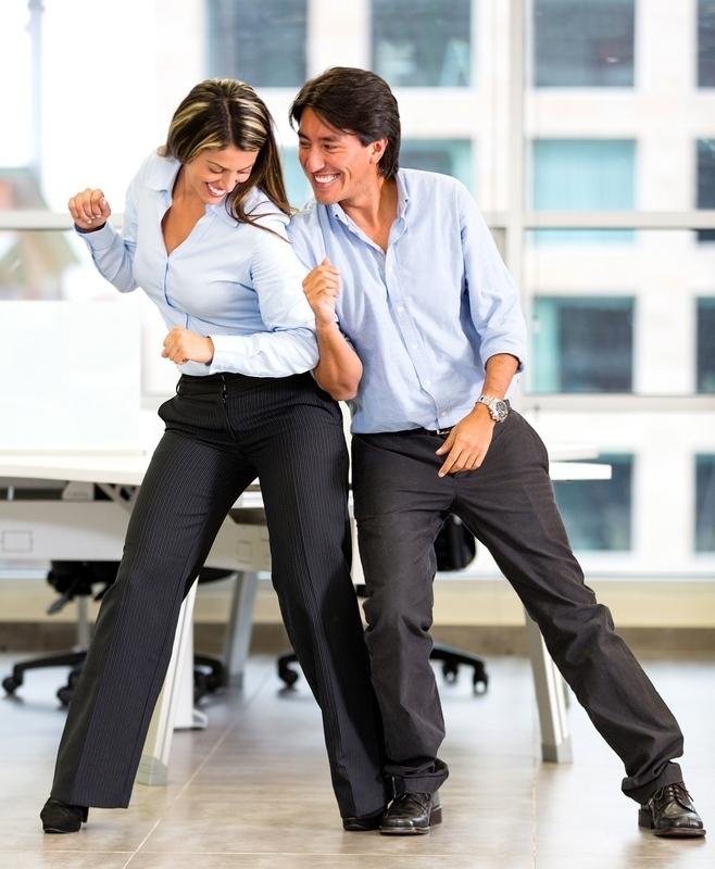 passive-aggressive co-workers
