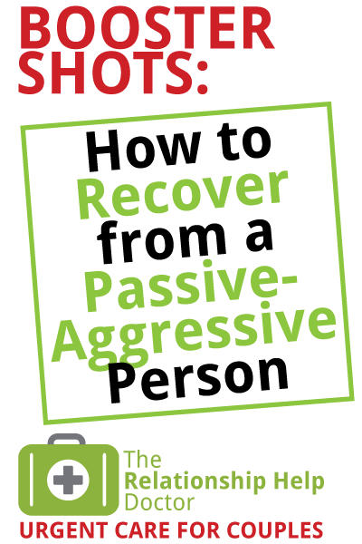 passive-aggressive people
