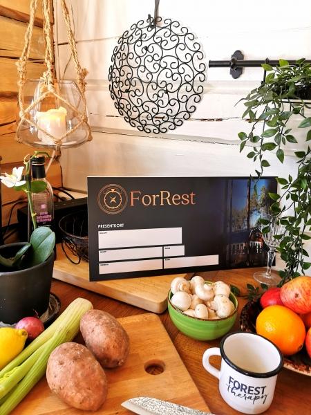Köp presentkort på boende i ForRest
