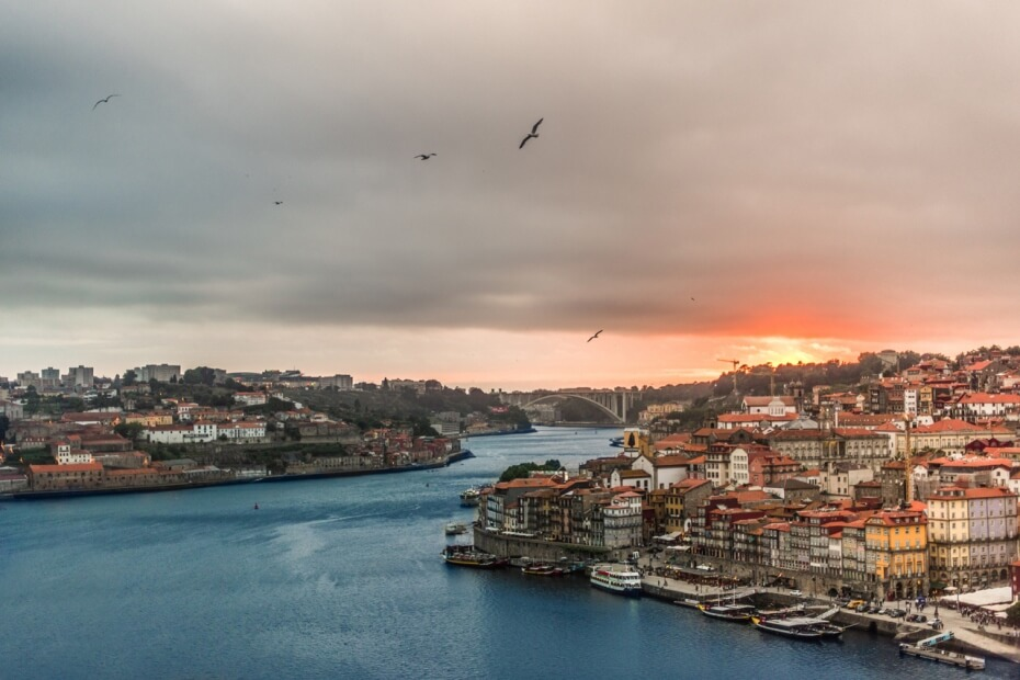 Porto Forró Douro River