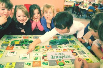 EDUCATIONAL BOARD GAMES