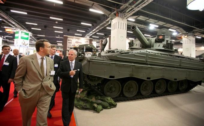 Forsvarsindustri EU