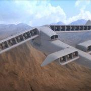 VTOLX: Eksperimentel Helikopterdrone