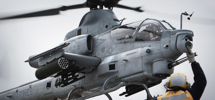 Bell Textron laver AH-1Z helikoptere til Pakistan