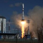 Rusland opsender raket fra nyetableret rumhavn