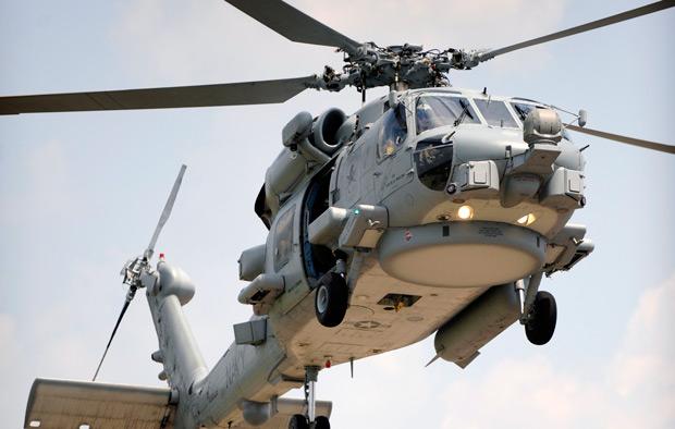 Lockheed Martin Sikorsky MH-60R Seahawk Helikoptere