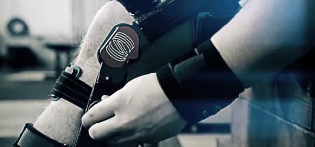Canadisk militær tester bionisk knæskinne til tropper