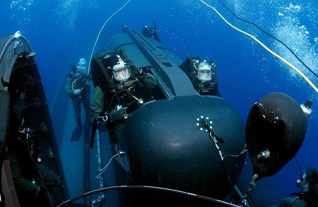 Lockheed Martin skal udvikle mini-ubåd til SEALs