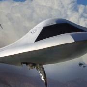 Northrop Grumman øger produktion af droner