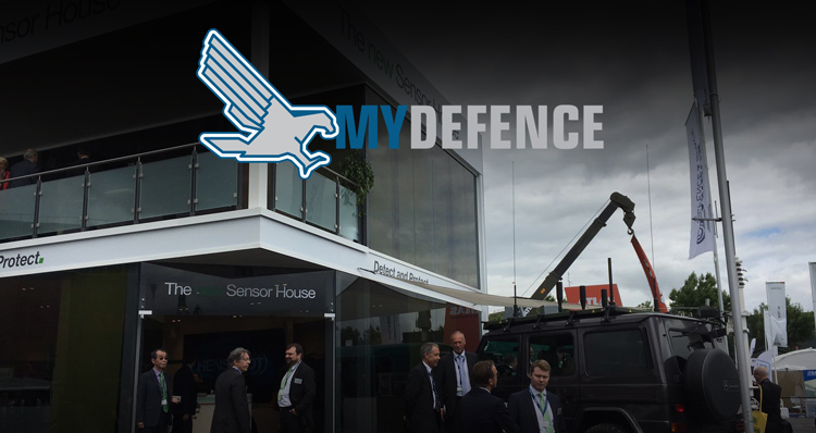 Danske MyDefence deler erfaringer om forsvarsmesser