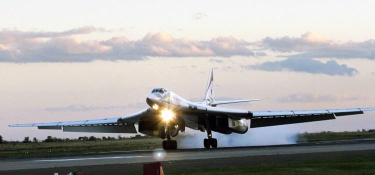 Moderniseret russiske bombefly vil flyve i stratosfæren