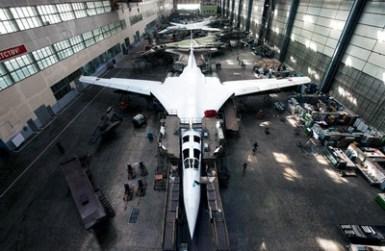 tu-160m2 russisk bombefly