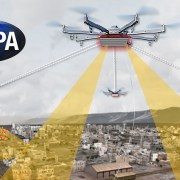DARPA annoncerer Aerial Dragnet drone monitoreringsprogram