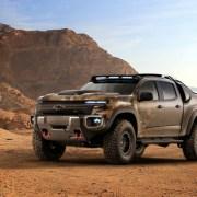 USA tager ZH2 elektrisk hydrogenkøretøj i brug