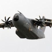 Tyskland modtager første taktiske A400M transportfly