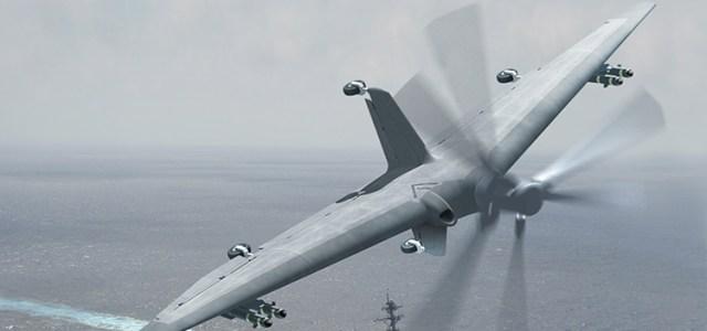 Northrop Grummans next-gen Tern drone passerer milepæl