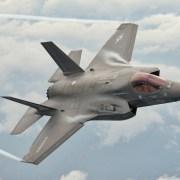 Japan modtager deres første F-35A Joint Strike Fighter