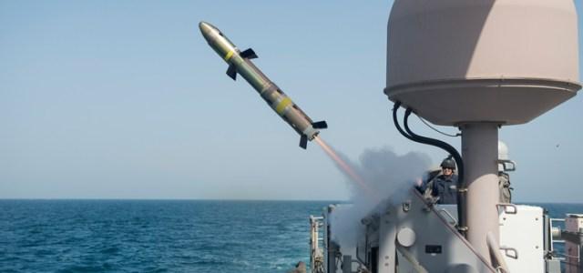Raytheon vinder kontrakt på Griffin A missiler
