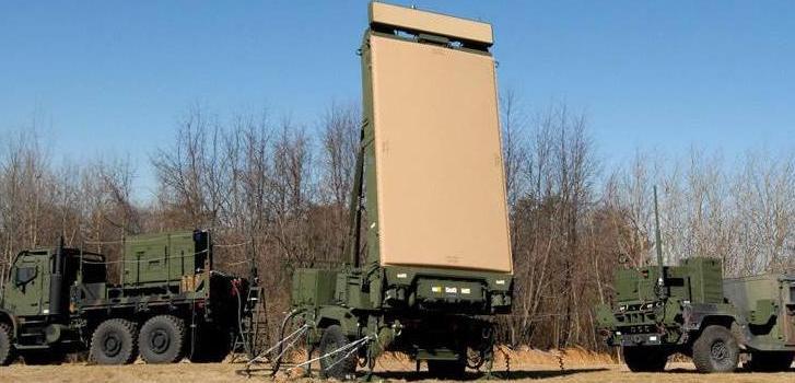 Saab skal hjælpe Northrop Grumman med AESA radarer